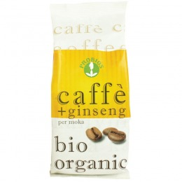 Coffee + Ginseng  250 g