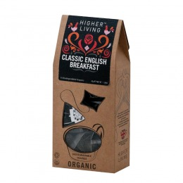 Tè Classic English Breakfast 15 filtri