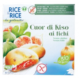 Cuor di riso fillled with figs 200 g