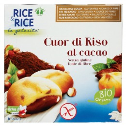 Cuor di riso with cacao