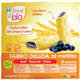 Farro delizia al mirtillo 180 g
