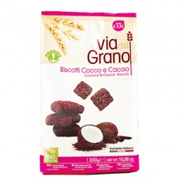 Coconut and Cocoa biscuit 300 g
