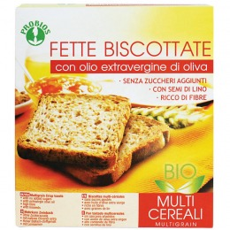 Sugar-free crisp toasts 270 g