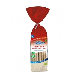 Organic Wholegrain breadsticks 200 g