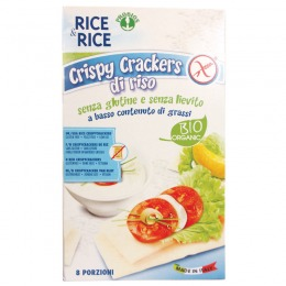 Cripsy rice crackers  200 g