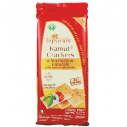 Kamut crackers con lievito 290 g