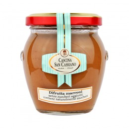Chestnut preserve with Stevia 200 g