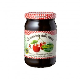 Modena sour black cherry jam 340 g