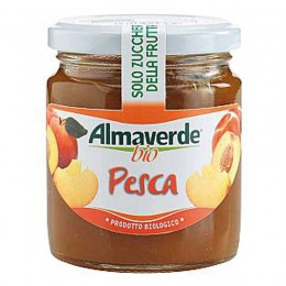 Organic spreadable fruit-  peach 250 g