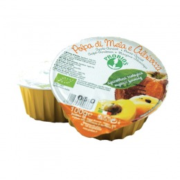 Apple and apricot puree 100 g