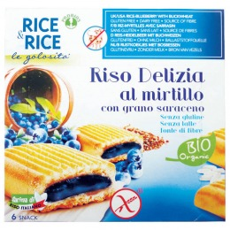 Rice Delizia with blueberry 200 g
