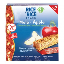 Rice snacks with apple 126  g