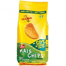 Corn chips  Natural  100 g
