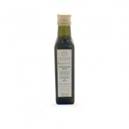 Olive oil flavoured with chilli pepper and garlic 250 ml