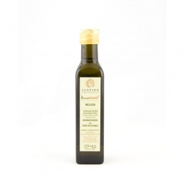 Olive oil flavoured with lemon balm 250 g