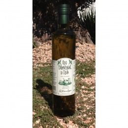 100% italian organic extra virgin olive oil 750 ml