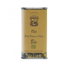 Organic extra virgin olive oil 250 ml