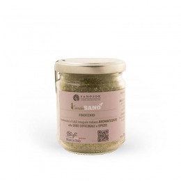 Flavoured salt with Fennel 150 g