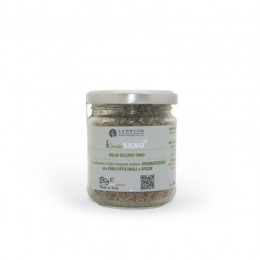 Flavoured salt with garlic, bay leaf and thyme 150 g