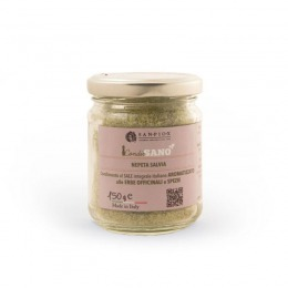 Flavoured salt with nepeta and sage 150 g