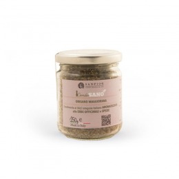 Flavoured salt with oregano and marjoram 150 g