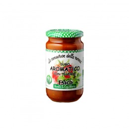 Aromatic sauce with green tea 190 g