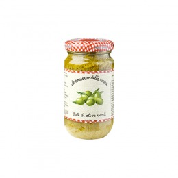 Green olive pate 190 g