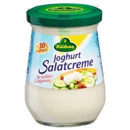 Crema allo yogurt 250 ml