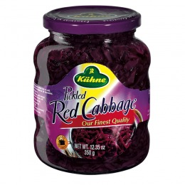 Sweet & sour red cabbage 350 g