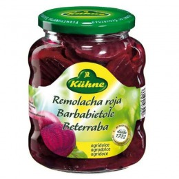 Barbabietole rosse in agrodolce 330 g