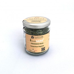 Vegetable seasoning with parsley and garlic  60 g
