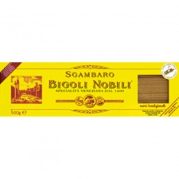 Traditional dark Bigoli nobili 500 g