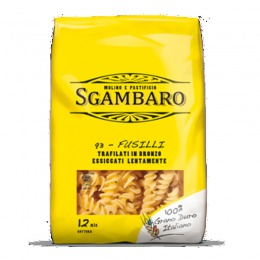 Bronze extruded Fusilli 500 g