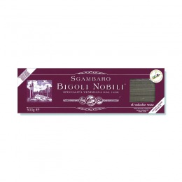 Bigoli nobili with red radicchio 500 g