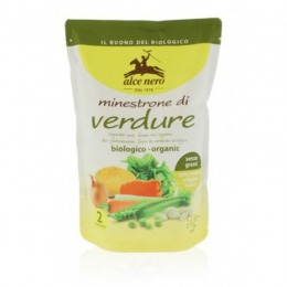 Organic vegetable minestrone 500 g