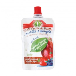 Apple, Blueberry and strawberry juice 100 g