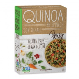 Quinoa with spinach 170 g