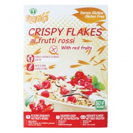 Gluten-free crispy flakes with red fruits 300 g