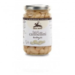 Organic boiled Cannellini beans 300 g