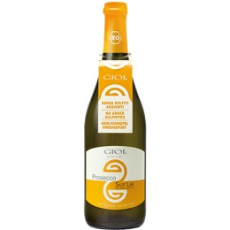 6 bottles Prosecco Frizzante Sur Lie 750 ml