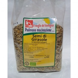 Hulled organic sunflower seeds 500 g