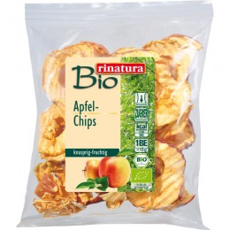 Organic apple chips 50 g