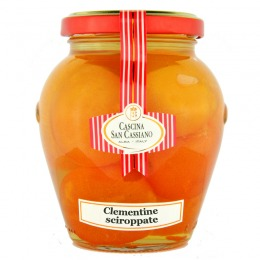 Clementine in syrup 380 g