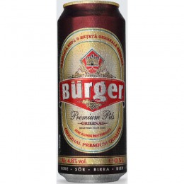 Birra Burger 500 ml