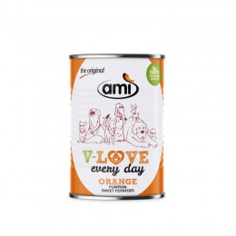 Amì wet food Orange 400 g