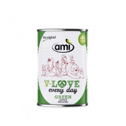 Amì wet food Green 400 g