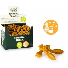 Natural Snack apple&pineapple 100 pcs