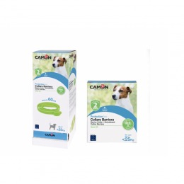 Barrier collar with Neem oil for dogs