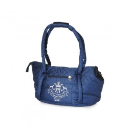 Blue pet bag
