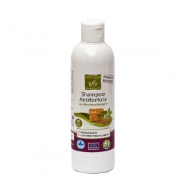 Anti-dandruff Shampoo with organic Aloe Vera  250 ml